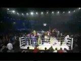Гимн Украины перед боем Виталия Кличко против Хуана Карлоса Гомеса.